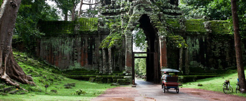 Siem Reap to Poipet Private Transfer - One Way