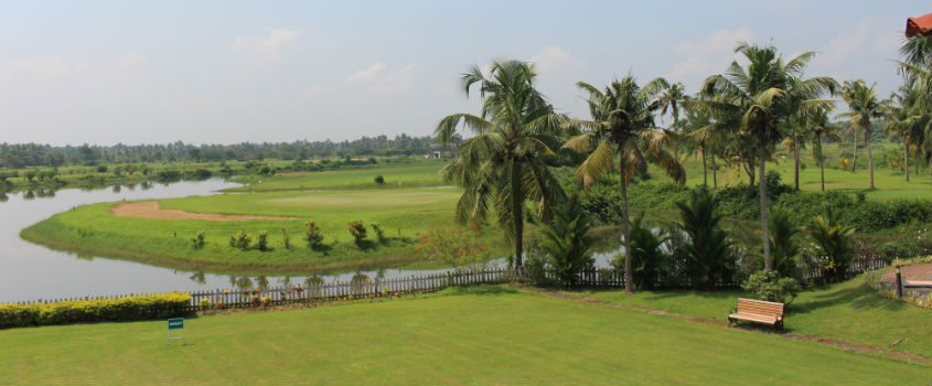 CIAL Golf & Country Club Kochi Kerala