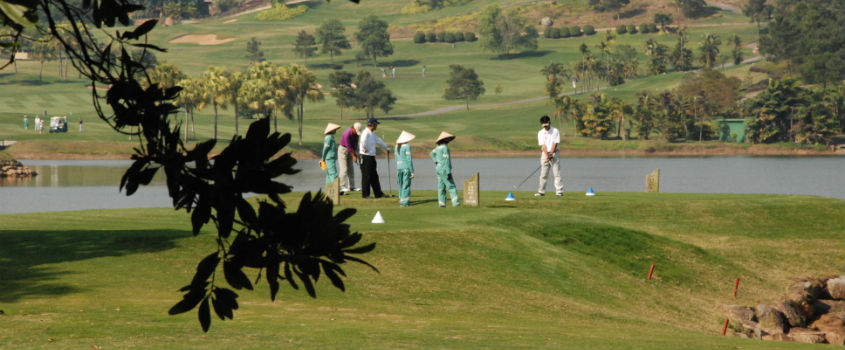 Hanoi to Chi Linh Star Golf Club Private Golf Course Transfers Round Trip