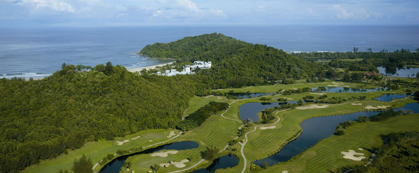 Dalit-Bay-Golf-Country-Club-in-Kota-Kinabalu