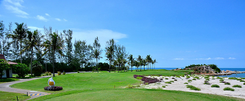 Bintan Lagoon Golf Club - Seaview Course