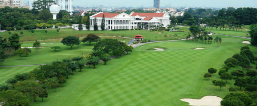 Deemples: KGPA - Kelab Golf Perkhidmatan Awam