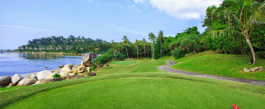 Laguna Golf Holiday in Bintan island