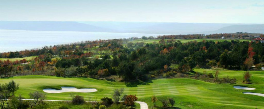 Light House Golf Course in Varna