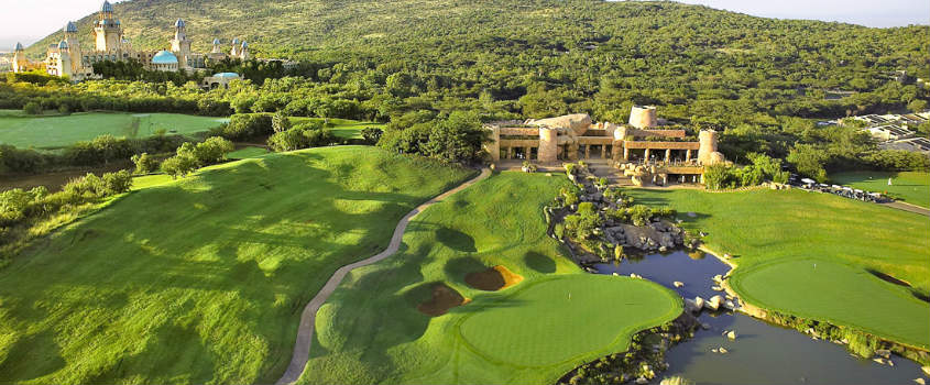 Golf Holiday in Cape Town & Sun City