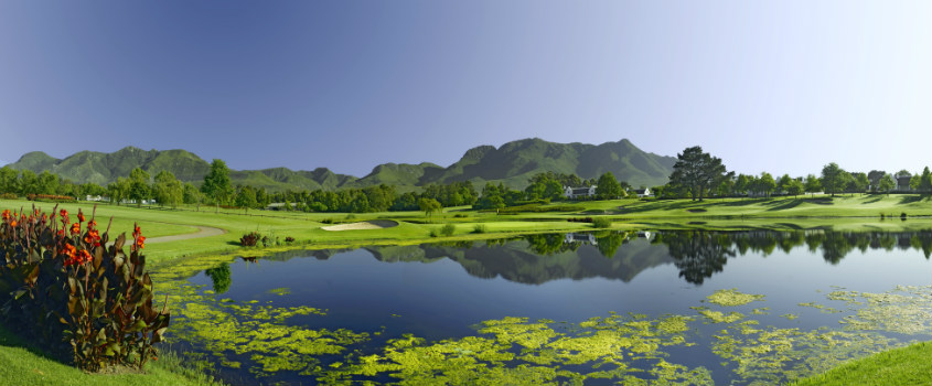 Outeniqua 15th Fancourt South Africa