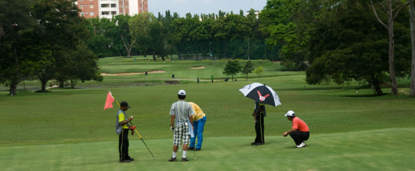 Colonial Golf Holiday in Colombo,Sri Lanka