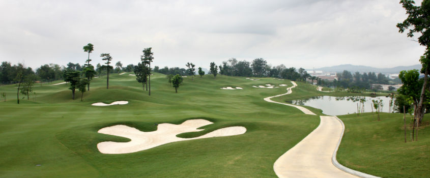 Saujana Golf & Country Club - Bunga Raya Course