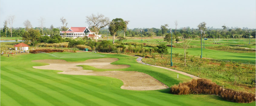 SEA-Games-Golf-Club-Vientiane