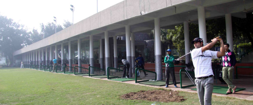 Golf Lessons in  Sirifort Sports Complex