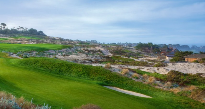 Spyglass Hill Golf Course at Pebble Beach
