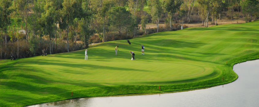 Sueno Golf Club, Pines Course