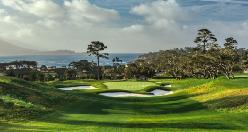 The Hay - 9 Hole - Short Course - Pebble Beach Resorts