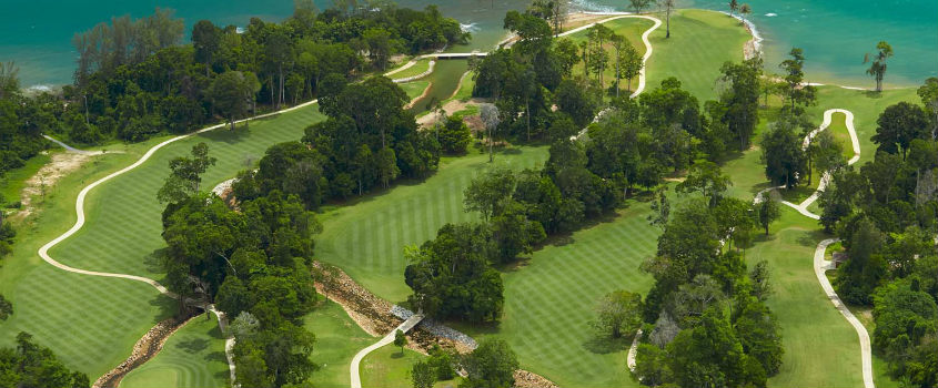 The Els Club Teluk Datai - Rainforest Course
