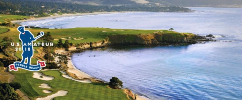 US-Amateur-Challenge-at-Pebble-Beach-California