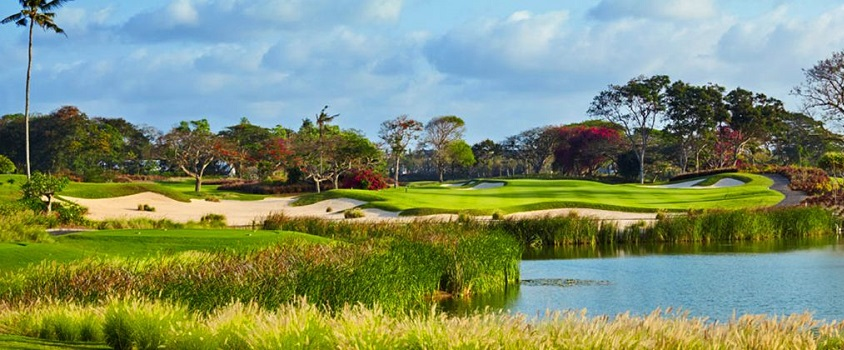 Short Golf Getaway in Bali