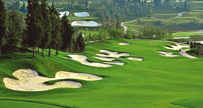 Kunming-Country-Golf-Course