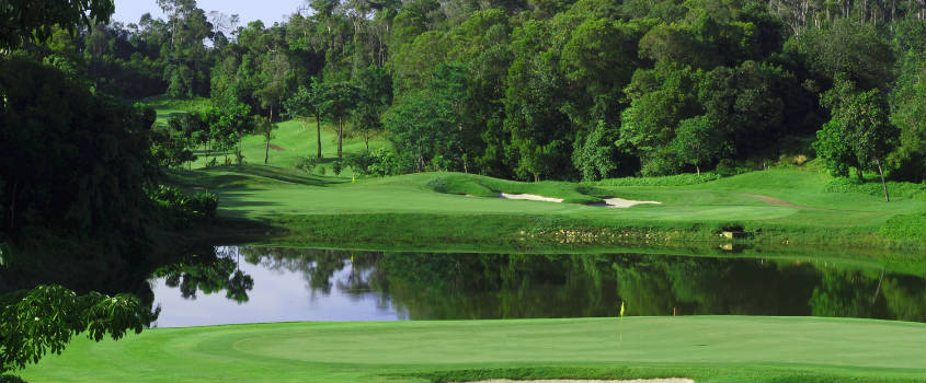 Ria Bintan Golf Club - Forest Course