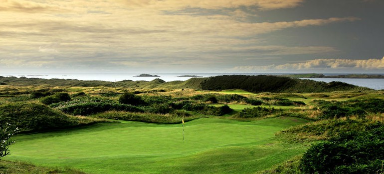 ROYAL PORTRUSH GOLF CLUB, IRELAND