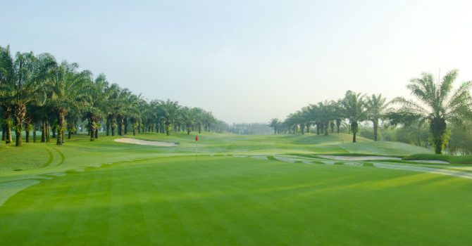 Golf in Ho Chi Minh City
