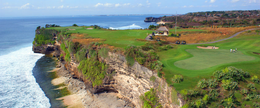Indonesia- A golfer's delight and an exotic land