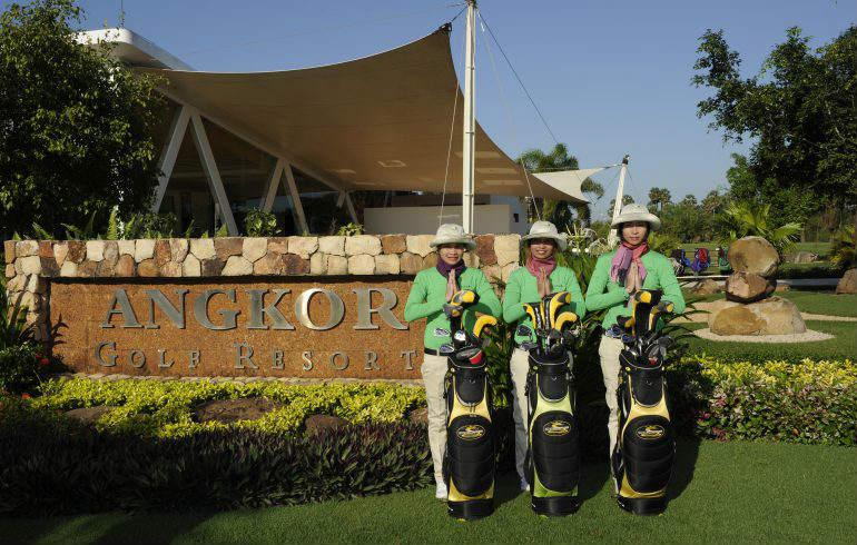 Golf in Cambodia - One of Asia's Best Golf Destinations