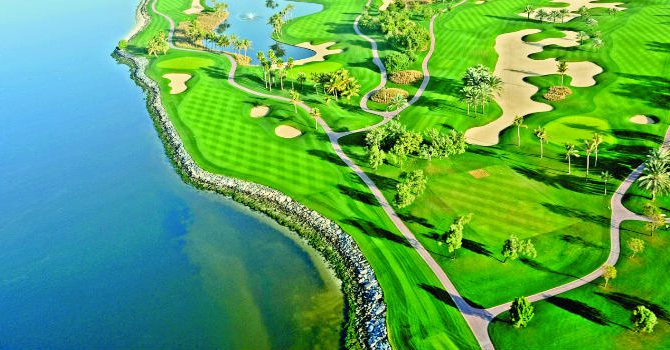 Golf in Dubai: Great Golfing, Great Infrastructure, Great Shopping, Great Entertainment & Great Climate.