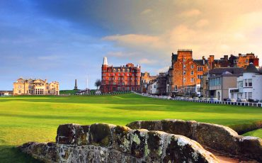 ST.ANDREWS OLD COURSE, SCOTLAND