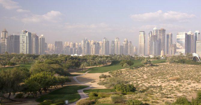 Golf in UAE