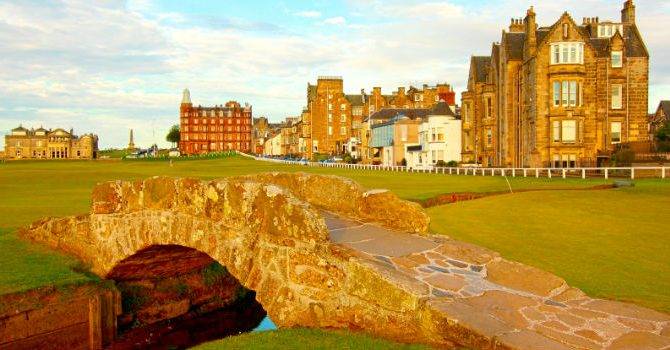 Golf In Scotland – How do we Play at the Old Course in St. Andrews?