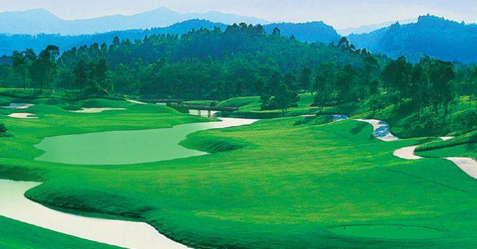 Best Golf Courses in Mission Hills, Shenzhen