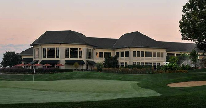 Scioto Country Club - Where Jack Nicklaus Hit His First Shot!