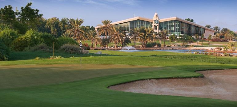 11++ Abu dhabi golf club tee times information