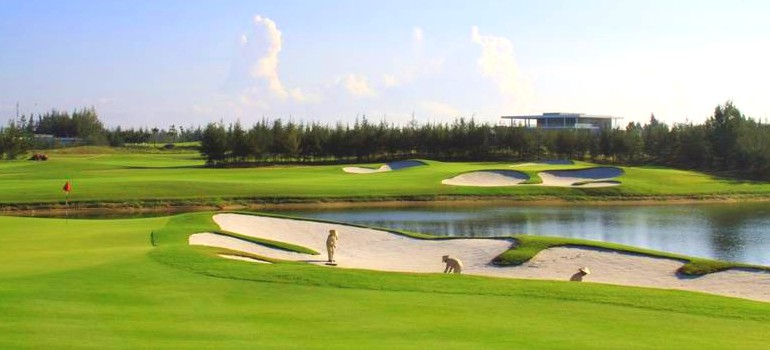 MONTGOMERIE LINKS, DANANG