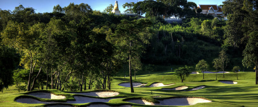 Top 10 Golf Courses in Pattaya