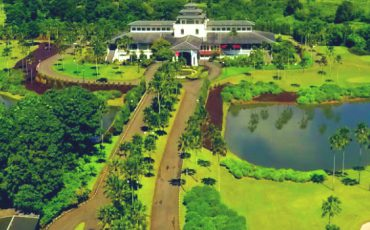 Emeralda Golf Course in Jakarta