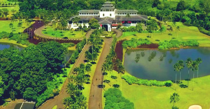 A Golf Holiday in Jakarta, Really?