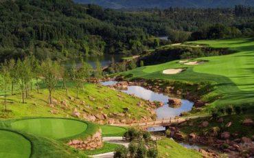 Jade Dragon Golf Club, Kunming