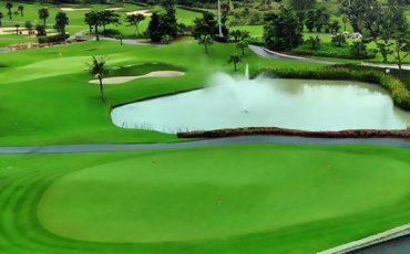 Twin Doves Golf Club in Saigon