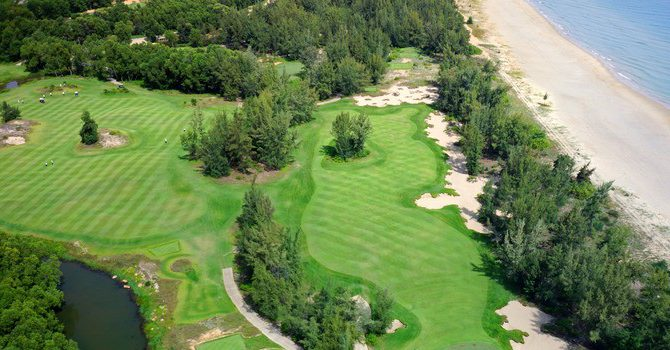 Putting Vietnam on the World Golf Map: Danang's Golf Courses