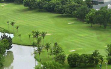 Padang Golf Modern, Jakarta