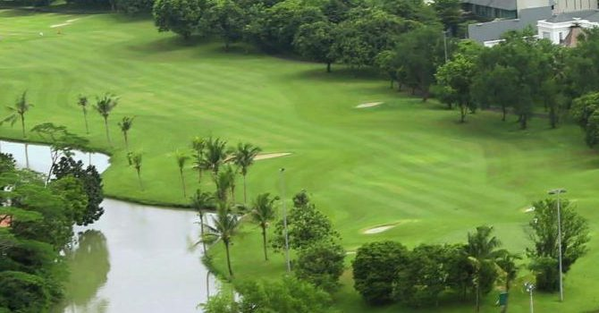 Padang Golf Modern  - Value Golf in Jakarta