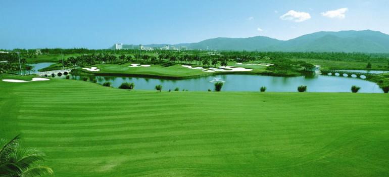 YALONG BAY GOLF CLUB, HAINAN