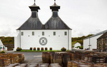 ARDBEG, DISTILLERY IN SCOTLAND