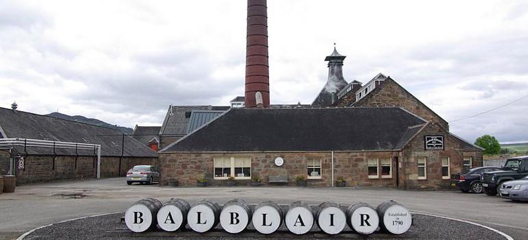 BALBLAIR, SCOTLAND