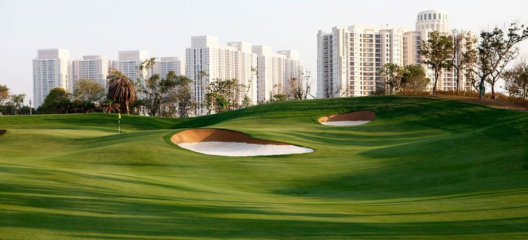 DLF GOLF AND COUNTRY CLUB, GURGAON