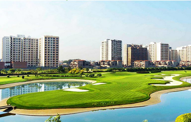 JAYPEE GREENS GOLF RESORT, DELHI