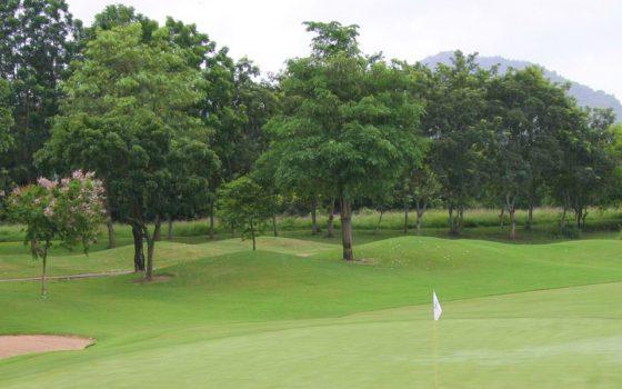 SPRINGFIELD COUNTRY CLUB, HUA HIN