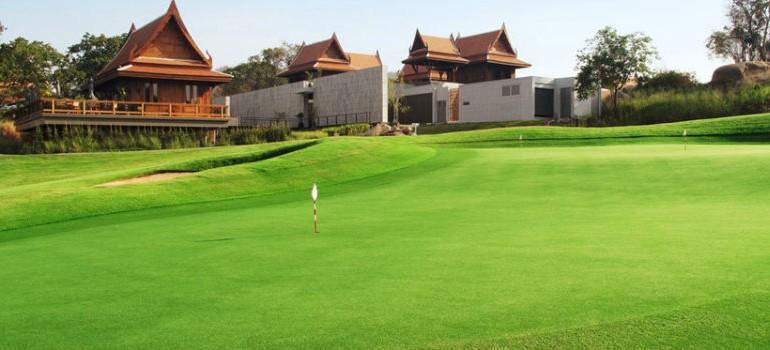 BANYAN GOLF CLUB, HUA-HIN