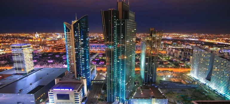 NIGHTLIFE, KAZAKHSTAN